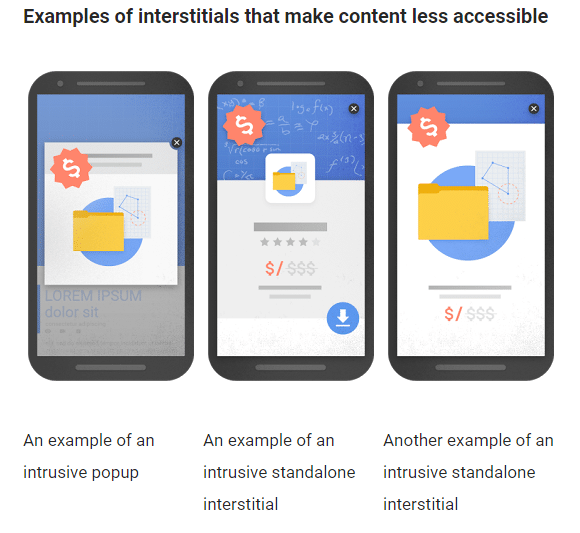 examples of interstitials